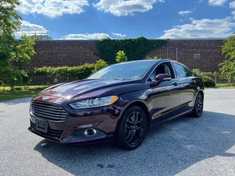 2013 Ford Fusion for sale at RoadLink Auto Sales in Greensboro NC