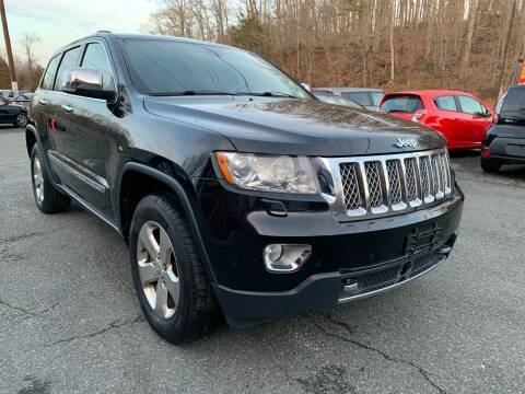 2013 Jeep Grand Cherokee for sale at D & M Discount Auto Sales in Stafford VA