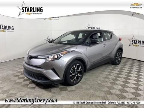 2019 Toyota C-HR for sale at Pedro @ Starling Chevrolet in Orlando FL
