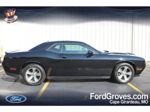 2019 Dodge Challenger for sale at JACKSON FORD GROVES in Jackson MO
