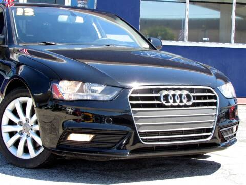 2013 Audi A4 for sale at Orlando Auto Connect in Orlando FL