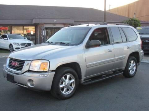 2005 GMC Envoy for sale at Lynnway Auto Sales Inc in Lynn MA