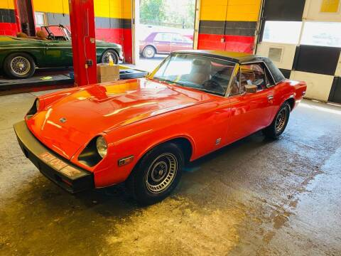 1974 Jensen Healey Roadster * 2 Tops * for sale at Milford Automall Sales and Service in Bellingham MA