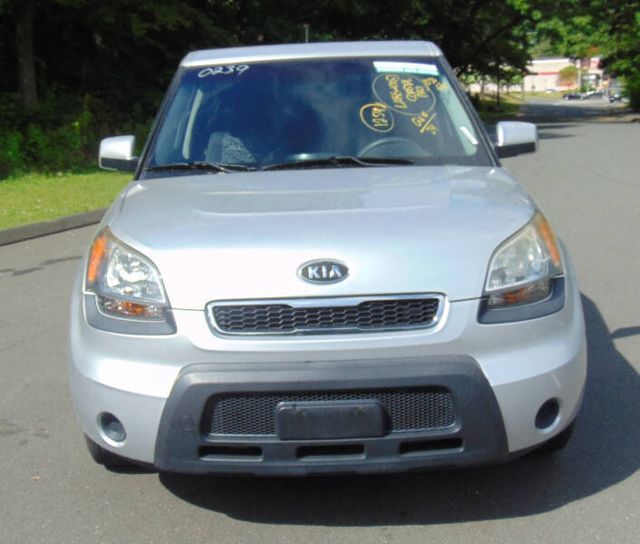 2010 Kia Soul Sport 4dr Crossover 4A - Waterbury CT