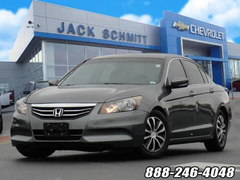 2012 Honda Accord for sale at Jack Schmitt Chevrolet Wood River in Wood River IL
