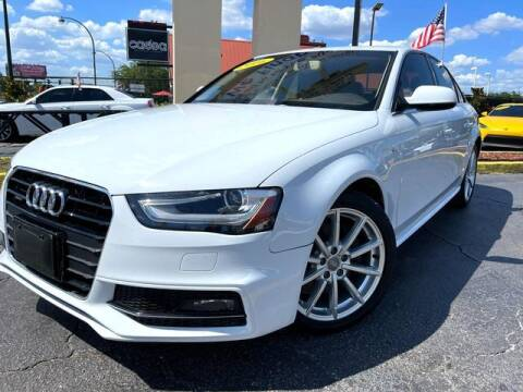 2016 Audi A4 for sale at American Financial Cars in Orlando FL