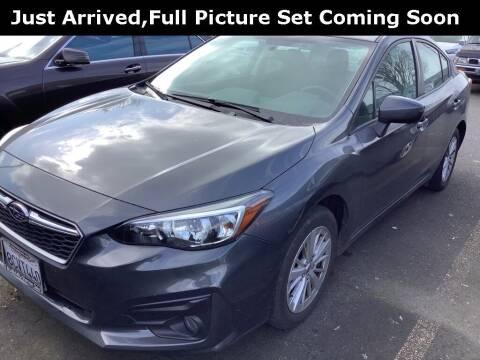 2018 Subaru Impreza for sale at Royal Moore Custom Finance in Hillsboro OR
