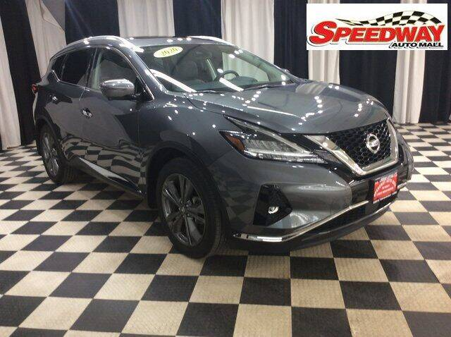 2020 Nissan Murano for sale at SPEEDWAY AUTO MALL INC in Machesney Park IL