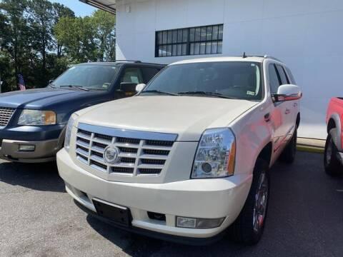 2010 Cadillac Escalade for sale at Beach Auto Brokers in Norfolk VA