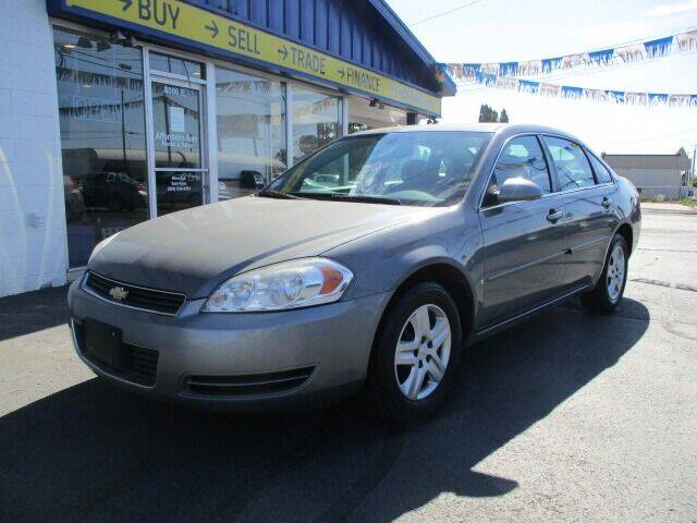 2007 Chevrolet Impala for sale at Affordable Auto Rental & Sales in Spokane Valley WA