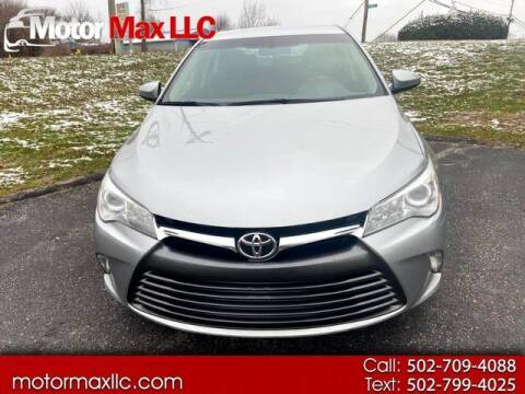 2016 Toyota Camry for sale at Motor Max Llc in Louisville KY