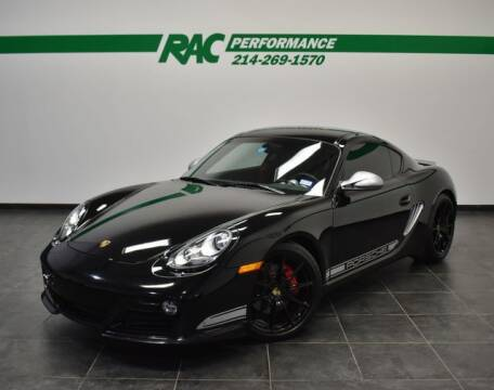 2012 Porsche Cayman for sale at RAC Performance in Carrollton TX