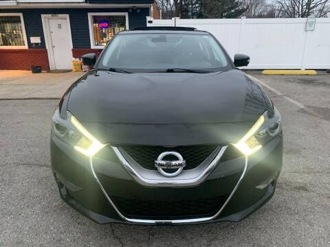 2016 Nissan Maxima for sale at Fuentes Brothers Auto Sales in Jessup MD