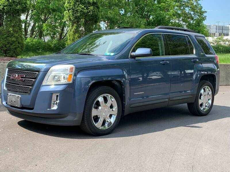2011 GMC Terrain for sale at PA Direct Auto Sales in Levittown PA