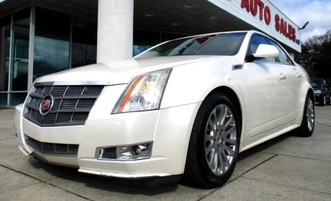 2010 Cadillac CTS for sale at Pars Auto Sales Inc in Stone Mountain GA
