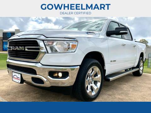 2019 RAM Ram Pickup 1500 for sale at GOWHEELMART in Leesville LA