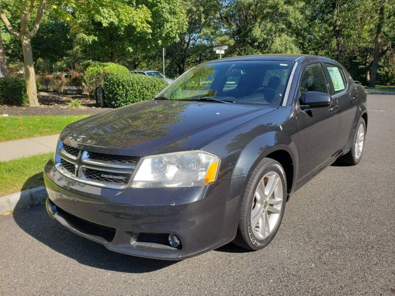 2011 Dodge Avenger for sale at DISTINCT IMPORTS in Cinnaminson NJ