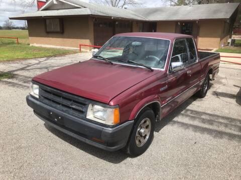 1993 Mazda B-Series Pickup for sale at John 3:16 Motors in San Antonio TX