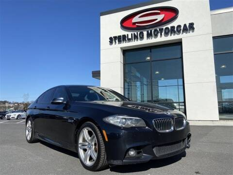 2014 BMW 5 Series for sale at Sterling Motorcar in Ephrata PA
