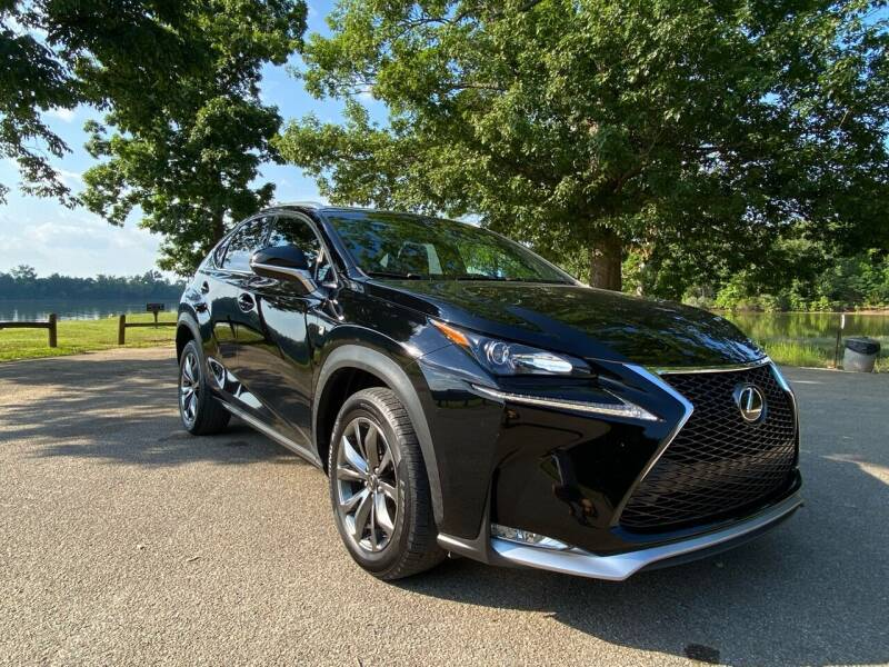 2017 Lexus NX 200t for sale at Monroe Auto's, LLC in Parsons TN