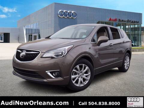 2019 Buick Envision for sale at Metairie Preowned Superstore in Metairie LA