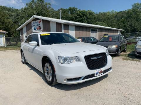 2015 Chrysler 300 for sale at Victor's Auto Sales Inc. in Indianola IA