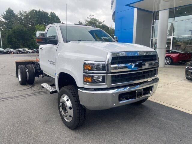 2021 Chevrolet Silverado 4500HD for sale in Framingham, MA