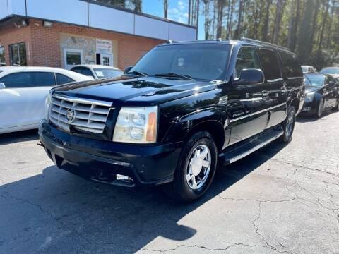 2005 Cadillac Escalade ESV for sale at Magic Motors Inc. in Snellville GA