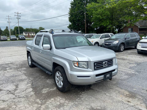 2007 Honda Ridgeline for sale at US5 Auto Sales in Shippensburg PA