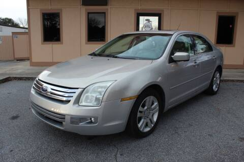 2009 Ford Fusion for sale at ATL Auto Trade, Inc. in Stone Mountain GA