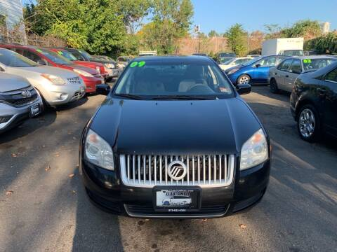 2009 Mercury Milan for sale at 77 Auto Mall in Newark NJ