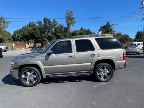 2003 Chevrolet Tahoe for sale at Westside Motors in Mount Vernon WA