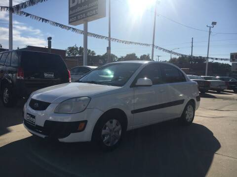 2007 Kia Rio for sale at Dino Auto Sales in Omaha NE