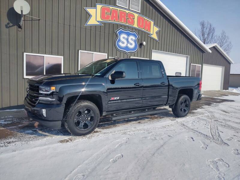 2016 Chevrolet Silverado 1500 for sale at CARS ON SS in Rice Lake WI