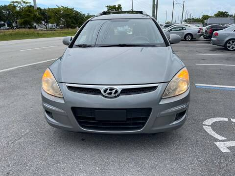 2012 Hyundai Elantra Touring for sale at UNITED AUTO BROKERS in Hollywood FL