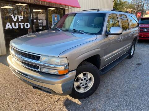 2003 Chevrolet Suburban for sale at VP Auto in Greenville SC