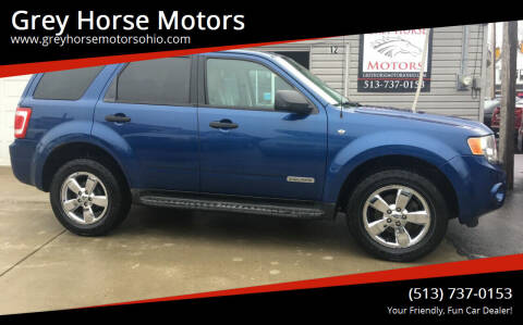2008 Ford Escape for sale at Grey Horse Motors in Hamilton OH