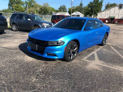 2015 Dodge Charger for sale at Dean's Auto Sales in Flint MI