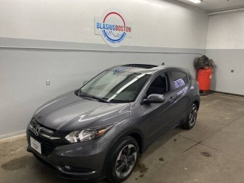 2018 Honda HR-V for sale at WCG Enterprises in Holliston MA