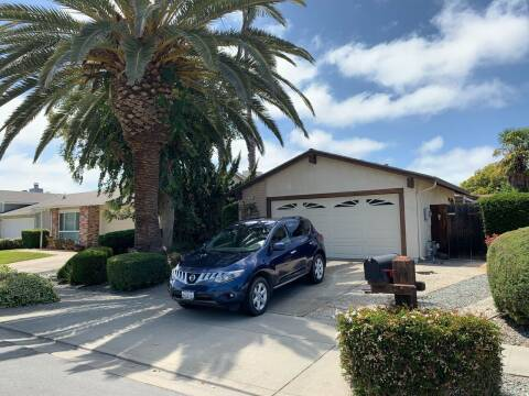 2010 Nissan Murano for sale at Blue Eagle Motors in Fremont CA