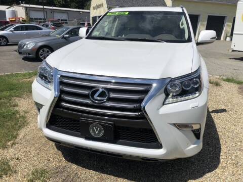 2018 Lexus GX 460 for sale at Village European in Concord MA
