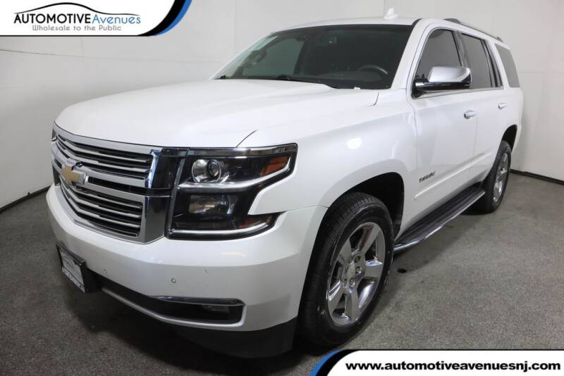 2017 Chevrolet Tahoe for sale in Wall Township, NJ