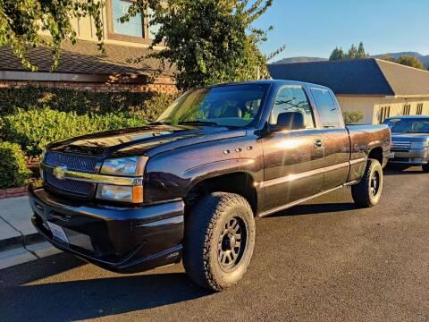 2003 Chevrolet Silverado 1500 for sale at Apollo Auto El Monte in El Monte CA