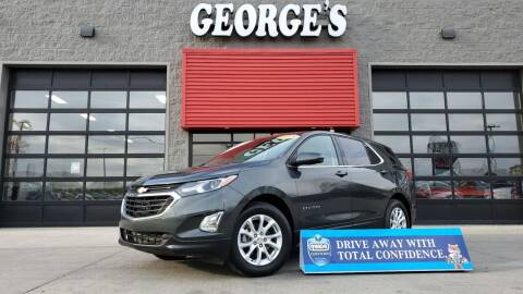 2018 Chevrolet Equinox for sale at George's Used Cars - Pennsylvania & Allen in Brownstown MI
