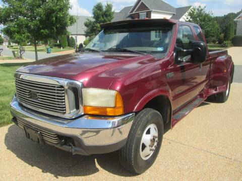 2000 Ford F-350 Super Duty for sale at Wally's Wholesale in Manakin Sabot VA