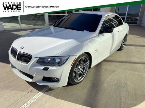 2013 BMW 3 Series for sale at Stephen Wade Pre-Owned Supercenter in Saint George UT