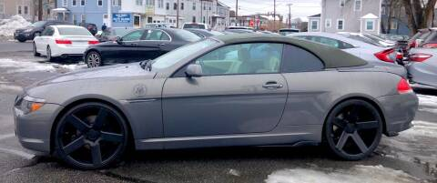 2005 BMW 6 Series for sale at Top Line Import in Haverhill MA