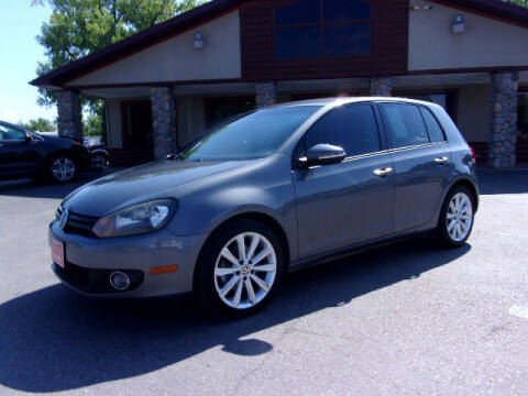 2013 Volkswagen Golf for sale at PRIME RATE MOTORS in Sheridan WY