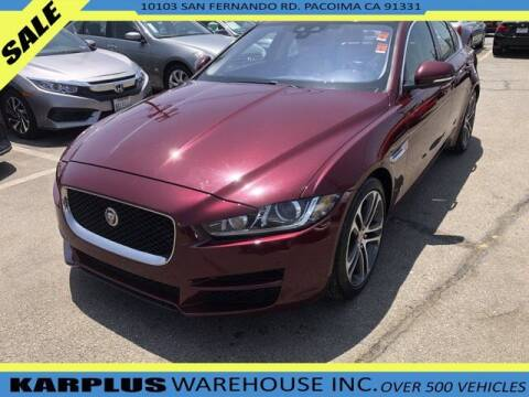 2017 Jaguar XE for sale at Karplus Warehouse in Pacoima CA