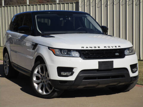 2016 Land Rover Range Rover Sport for sale at Ritz Auto Group in Dallas TX